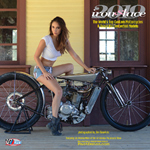 Iron & Lace motorcle pinup calendar
