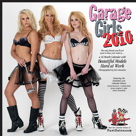 Garage Girls 2010