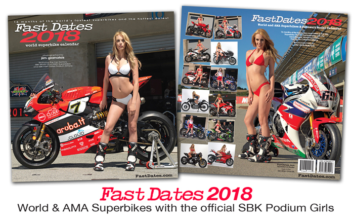 Fast dates World Superbike Calendar