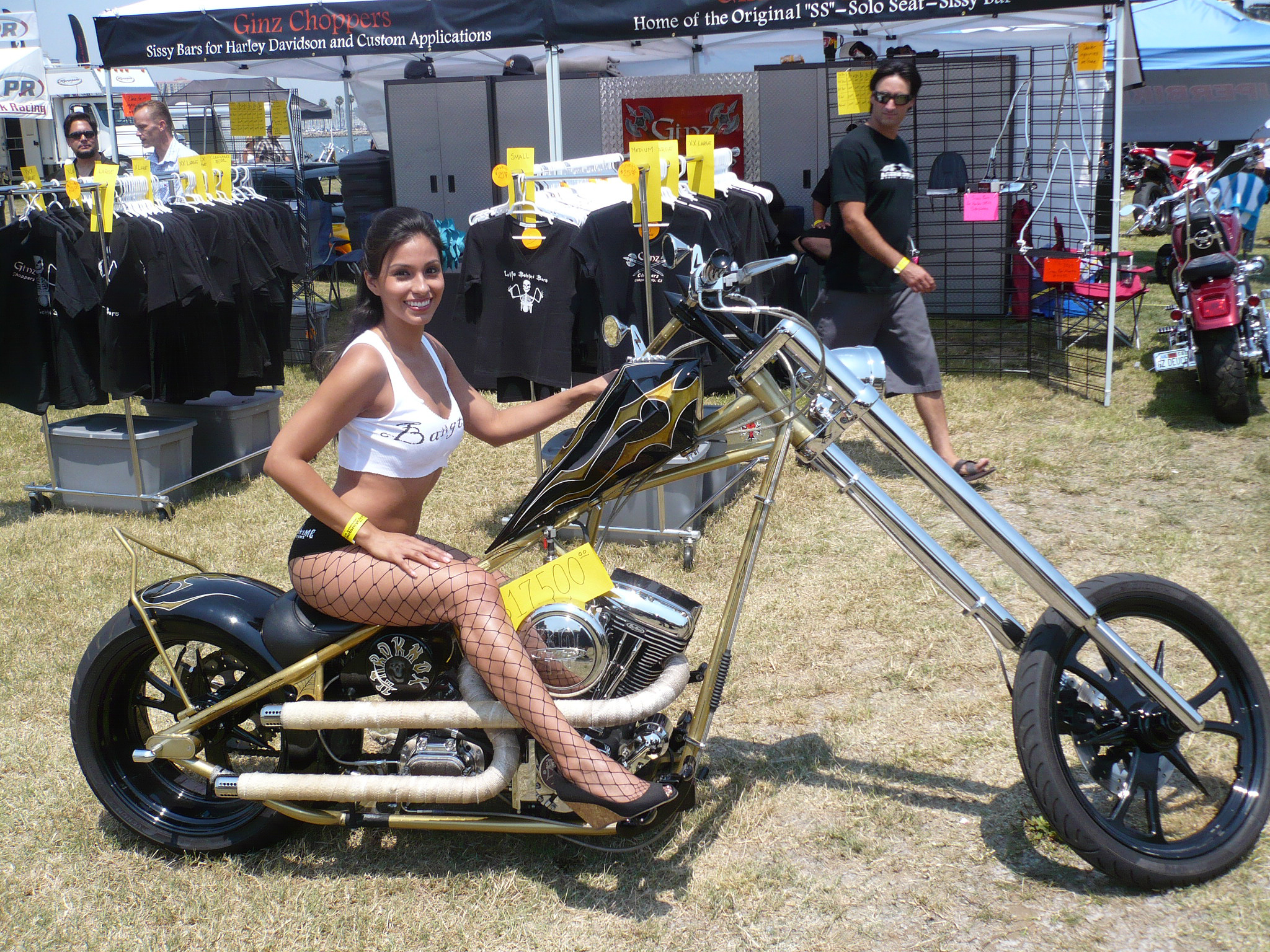 FastDates.com Iron & Lace Calendar & Custom Motorcycle News