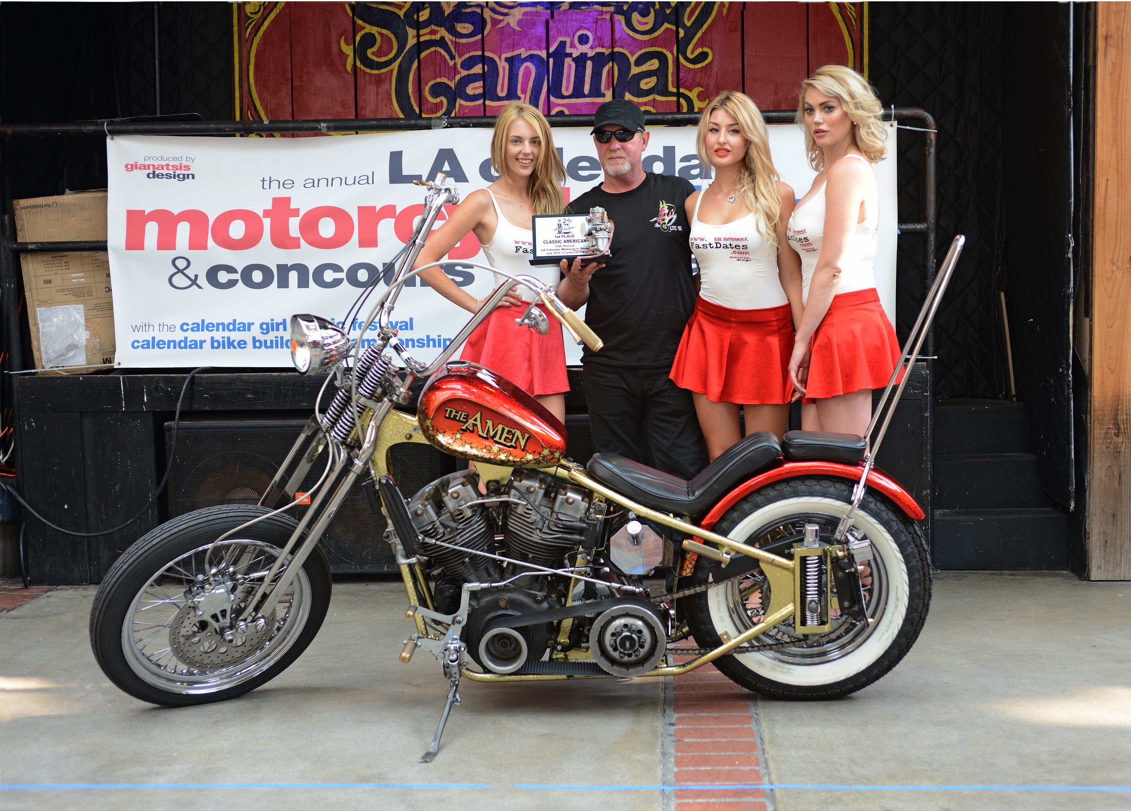 FastDates com - The 2016 Los Angeles Calendar Motorcycle Show