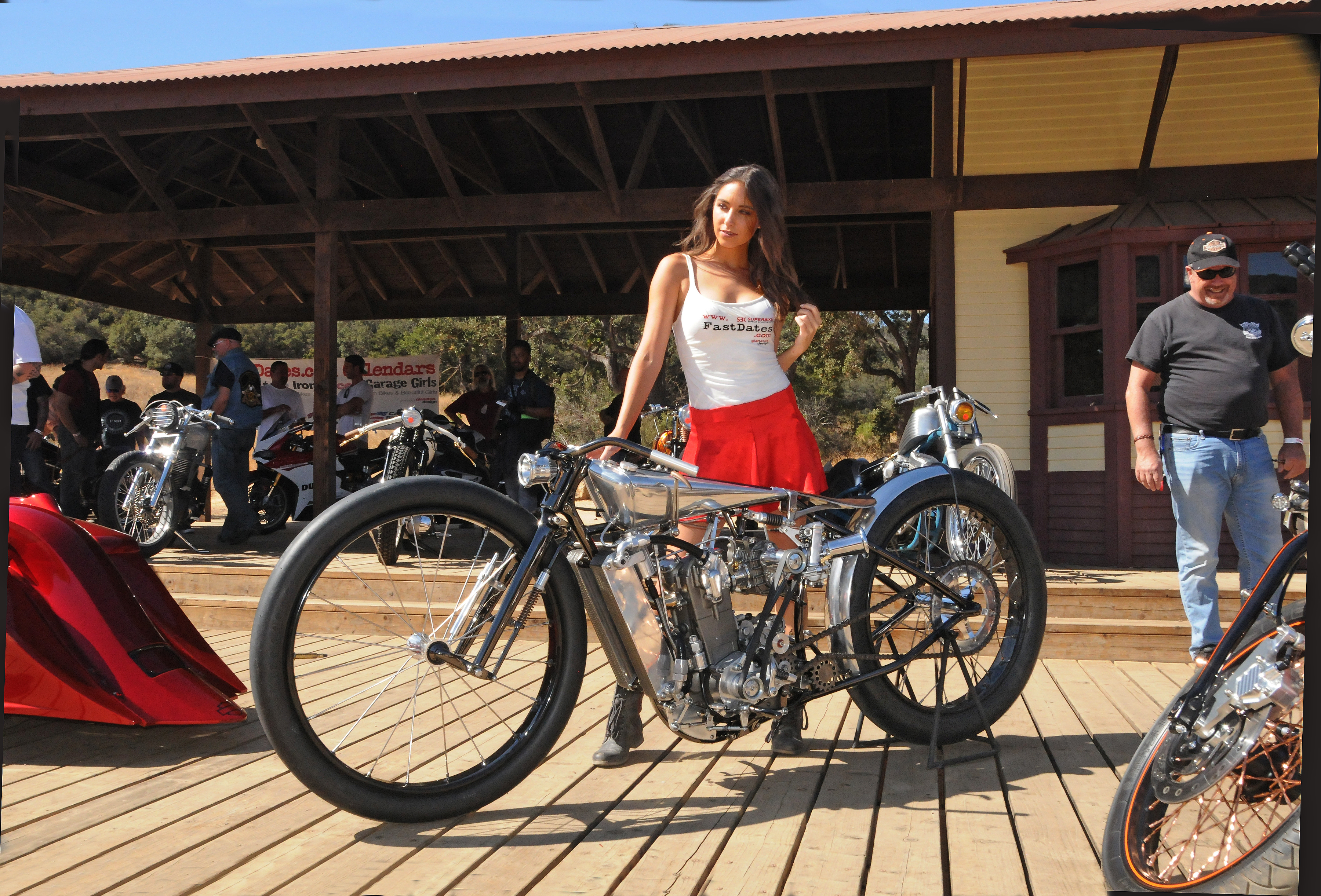 FastDates com - The 2017 Rider RoundUp at the Ranch & Calendar Bike