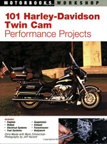 101 Harley-Davidson Twin Cam performance book