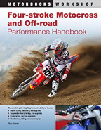 Four Stroke Motocross and Off-Road Performance handbook, 4-stoke tuning book manual