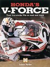 Honda's V-Force book