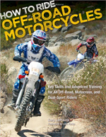 Pro Motocross and Off-Road Riding Tecniques book