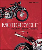 Motorcycle evolution design passion book