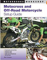 Motocross and off-Road suspension SetUpGuide book manual