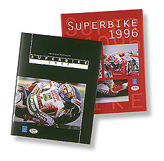 World Superbike Yearbooks