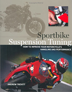 Sportbike susperbike suspension tuning book