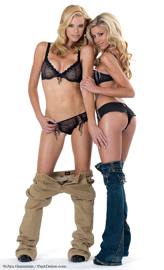 2011 Garage Girls Calendar with models Tarah Tobiason and Playboy Playmate Heather Rae Young