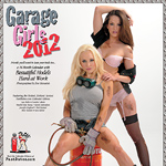 2012 Garage Girls Calendar Heather Rae Young