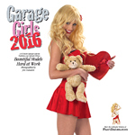 Garage Girls PinUp Calendar