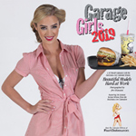 Garage Girls Calendar Calendar