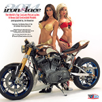 Iron & Lace custom motorcycle 2014 Calendar