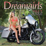 Dream Girls Harley-Davidson Calendar 2012
