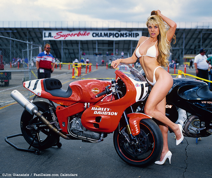 Ducati Supermono roadracer