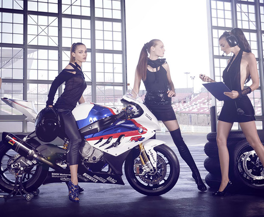 Hofmann BMW S1000 RR World Superbike photo shoot