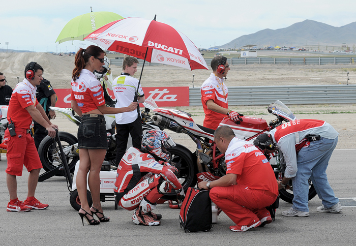 Jaime Edmonson Fast dates World Superbike Calendar