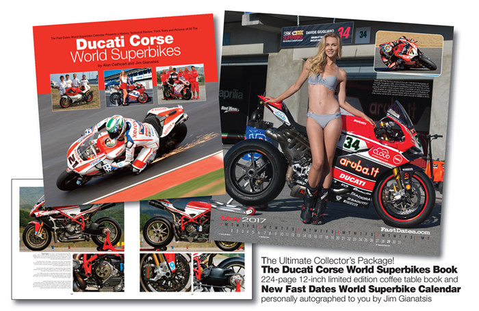 Ducati Corse World Superbike Book