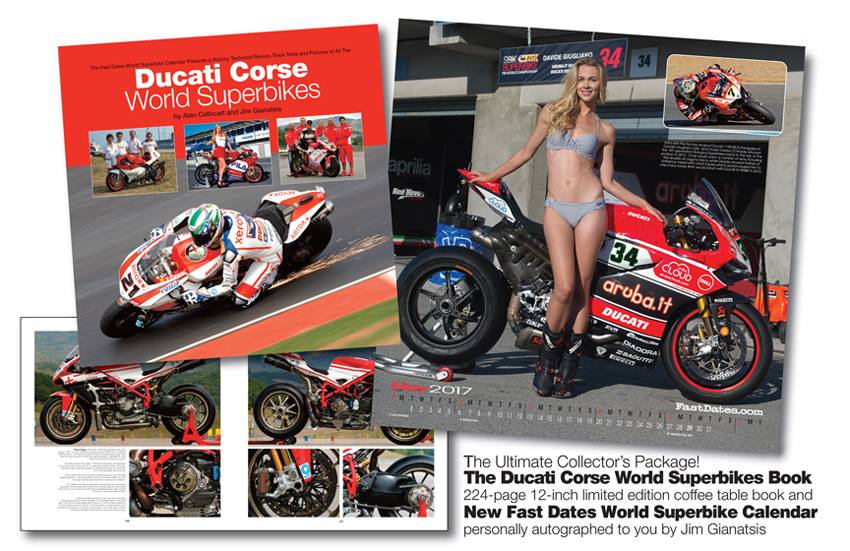 Ducati Corse World Superbike Collectors Package
