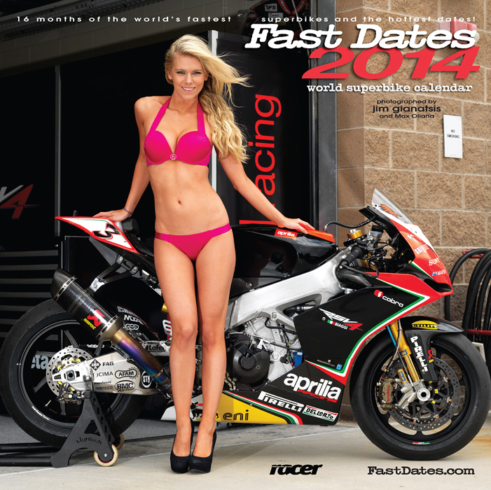 Fast Dates 2014 World Superbike calendar