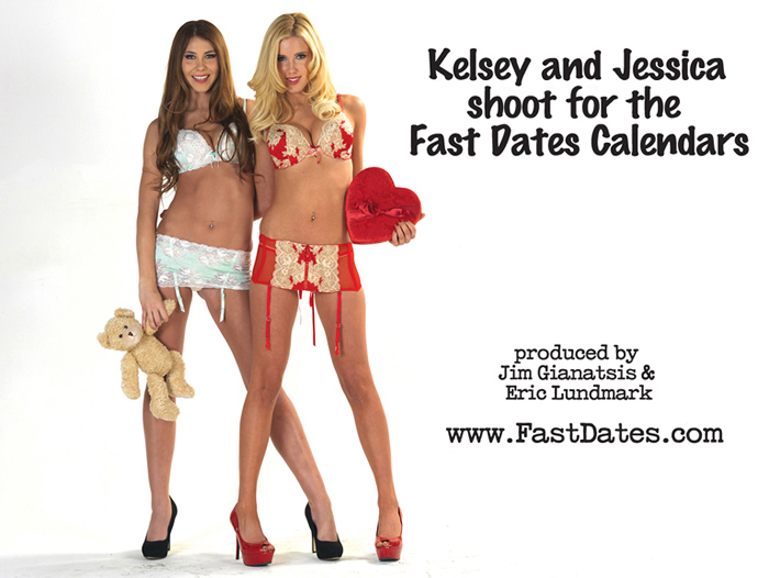 Jessica and Kelsey