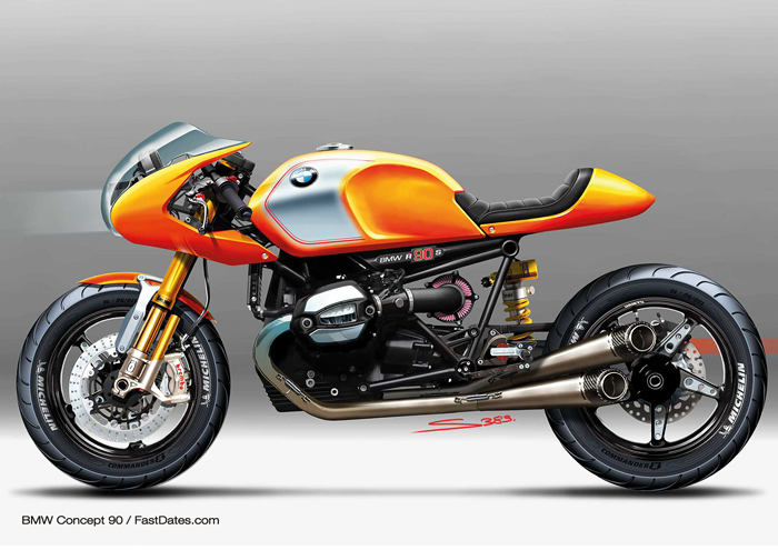 BMW Concept 90 photos pictures story