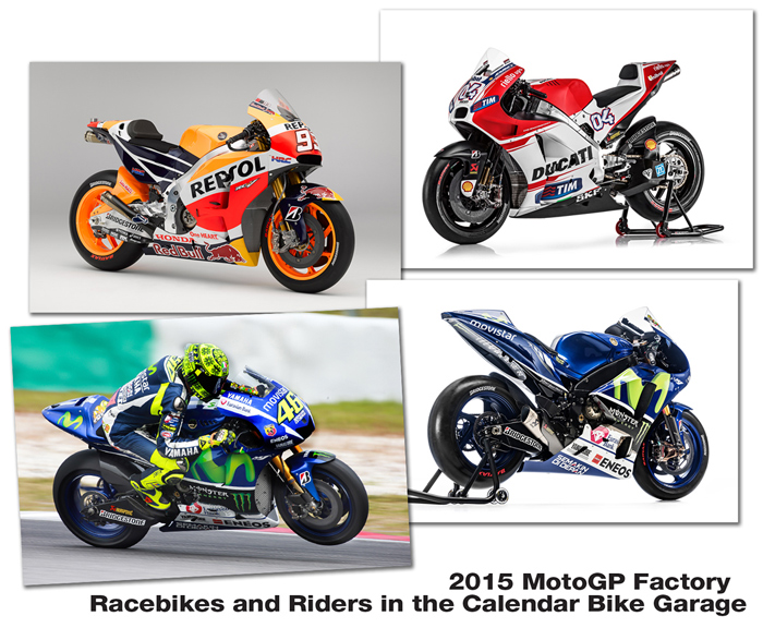 2015 MotoGP Bikes motorcyles hi resoulution photos pictures