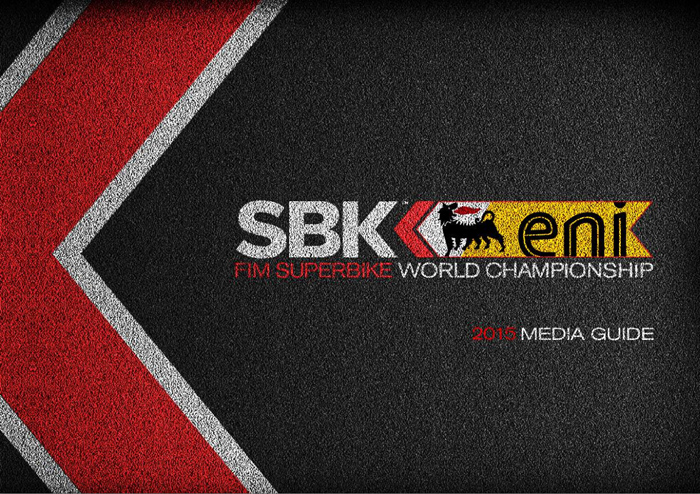 2015 SBK World Superbike Championship Media Guide race program