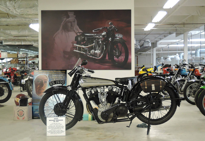 Dan Schoewald Motorcycle CollectionDan Schoewald Superbike Motorcycle Collection