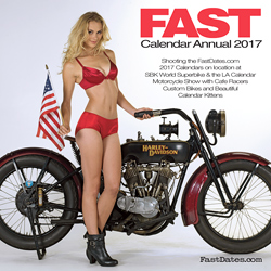 FAST 2017 Calendar Yearbook