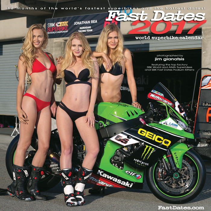 nude females on superbikes