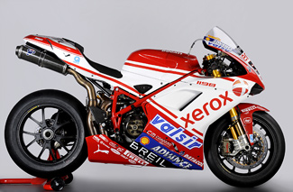 Ducati World superbike 1198F09