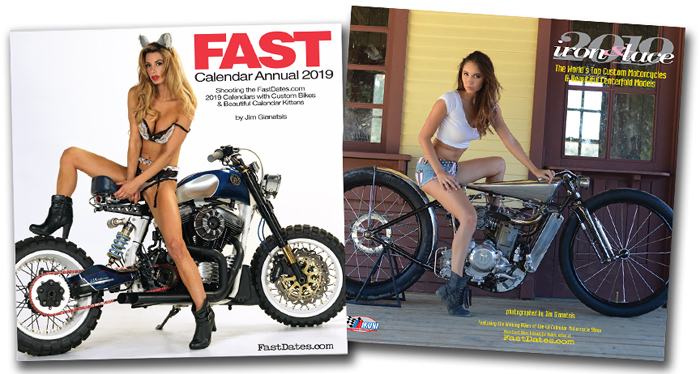 FAST 2019 Calendar Yearbook