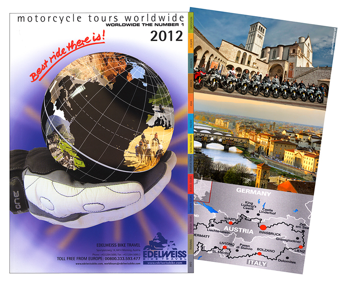 Edelweiss world motorccyle tours