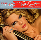 Taylor Swift Sound of the Season music CD
