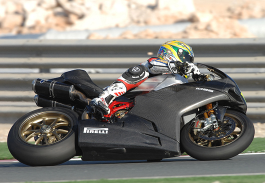 troy Bayliss Ducati 1098F08