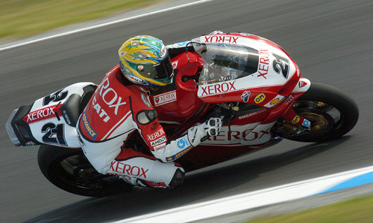 Troy Bayliss, World Superbike Champion