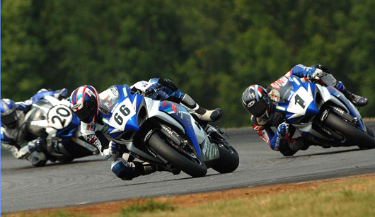 Matt Mladin, Ben Spies, Aaron Yates, Virginia International Raceway, AMA Superbike National