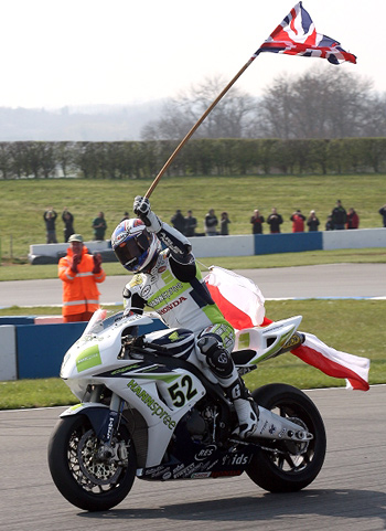 James Toseland, Donnington World Superbike