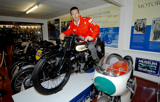 Donnington Grand Prix Museum