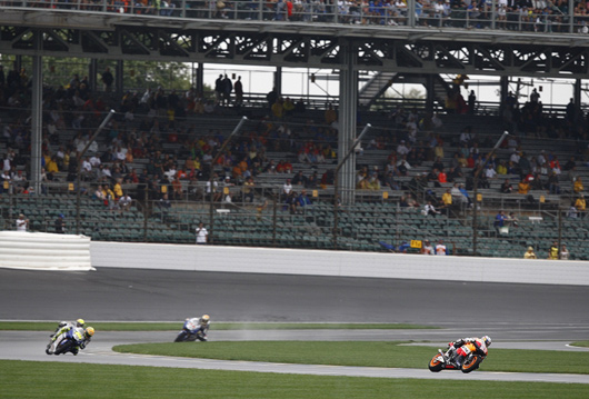 indianapolis MotoGP action photo