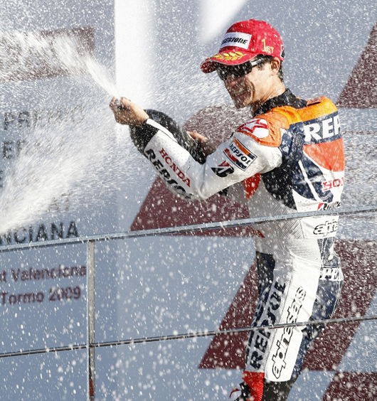 Pedrosa valencia motoGP photo