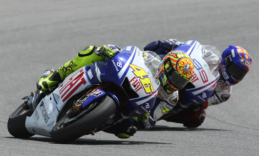 Indianapolis USA MotoGP riders