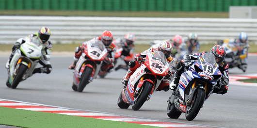 Ben Spies Misano World Superbike photo