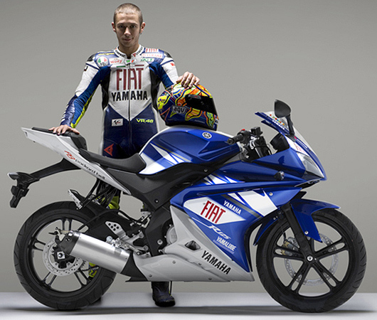 Rossi Repiica Yamaha YZRF-R125 photo
