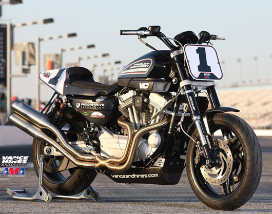 AMA 1200 Sportster Vance & Hines