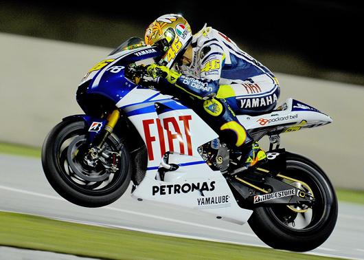 Valentiono night race Qatar Losail