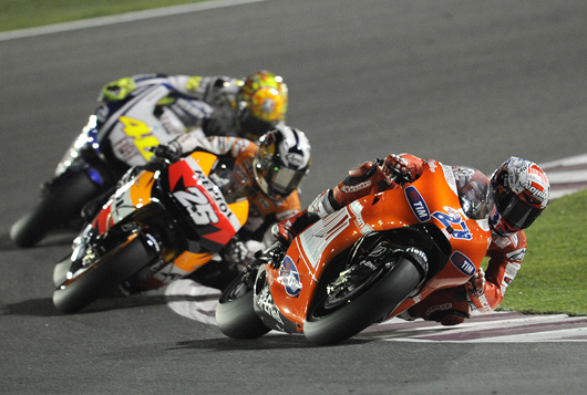 Casey Stoner Losail